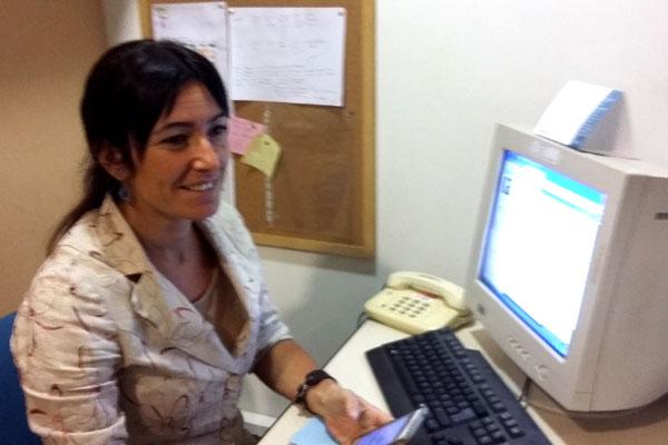 """""""Tuvimos debates teóricos-prácticos, ideal para los alumnos"""", dijo Agustina Grigera, coordinadora Ciencia Política de la Universidad de Palermo"""